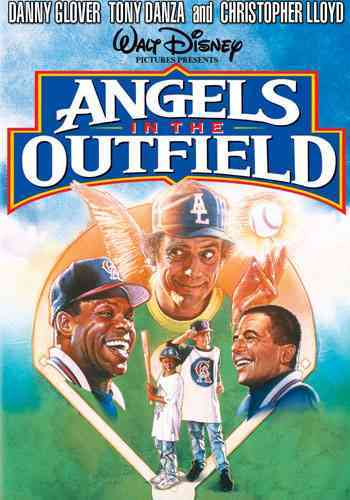 ANGELS IN THE OUTFIELD BY GLOVER,DANNY (DVD)